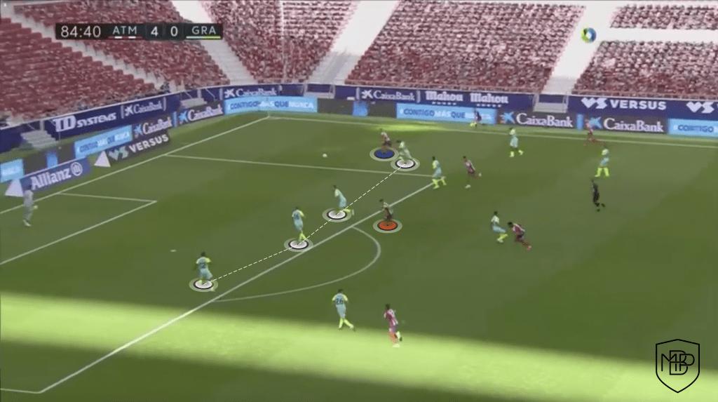 13 1 Suárez vs Costa : Qu'apporte chacun à l'équipe de Simeone ? MBP