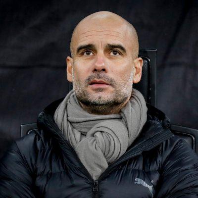 Le Manchester City de Pep Guardiola
