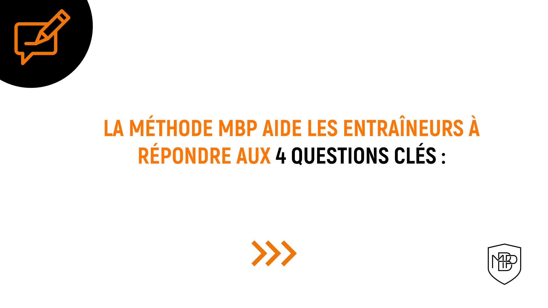 You are currently viewing La Méthode MBP
