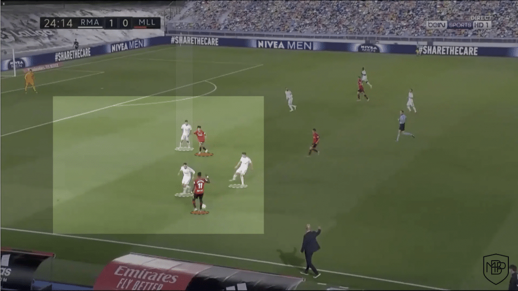 Photo 1 Que perd le Real Madrid avec le départ de Raphaël Varane ? MBP
